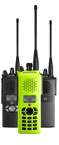 EF Johnson Viking VP900 Dual-Band Portable Radio