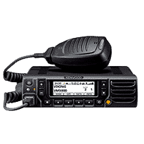 EF Johnson Viking VM5000 Mobile Radio