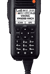 EF Johnson Viking VM6000 Hand-Held Controller
