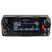EF Johnson Viking VM900 Mobile Radio