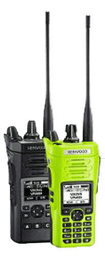 EF Johnson Viking VP6000 Dual-Band Portable Radio