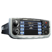 Harris XG-100M Two Way Mobile Radio