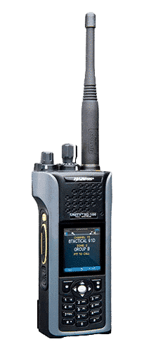 Harris XG-100P Two Way Portable Radio