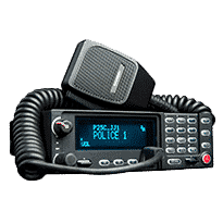 Harris XG-75M Two Way Mobile Radio