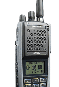 Harris XG-75P Two Way Portable Radio