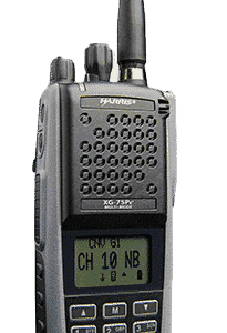 Harris XG-75Pe Two Way Portable Radio