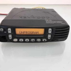 Used KENWOOD TK-8180 UHF (450-520MHZ) MOBILE RADIO