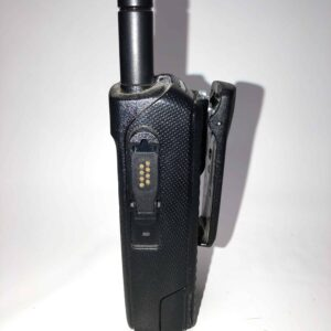 Used Motorola XPR 3300e DMR, UHF, 4 Watt, 16 channel with charger and speaker mic